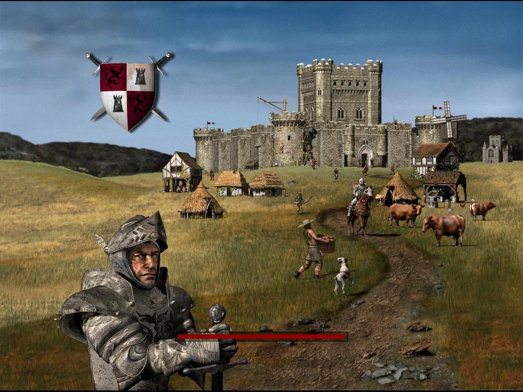 Скачать моды для stronghold crusader